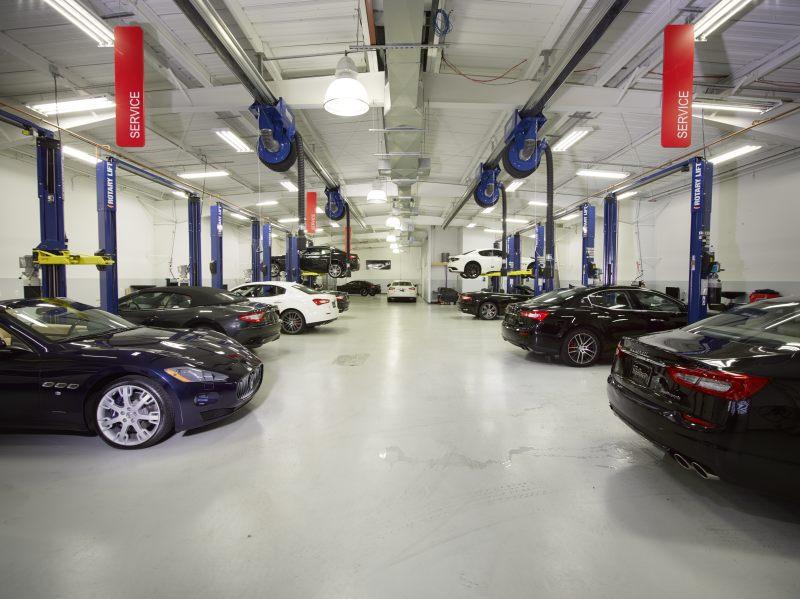 Maserati Bergen, New Jersey 1