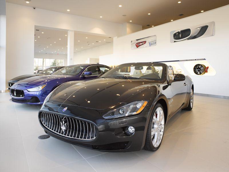 Maserati Bergen, New Jersey 10