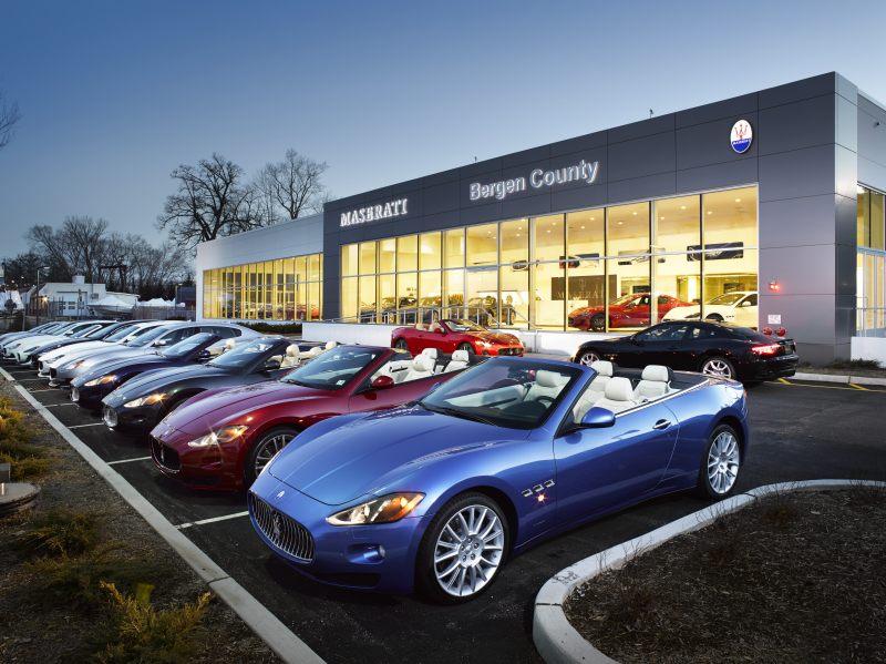 Maserati Bergen, New Jersey 12