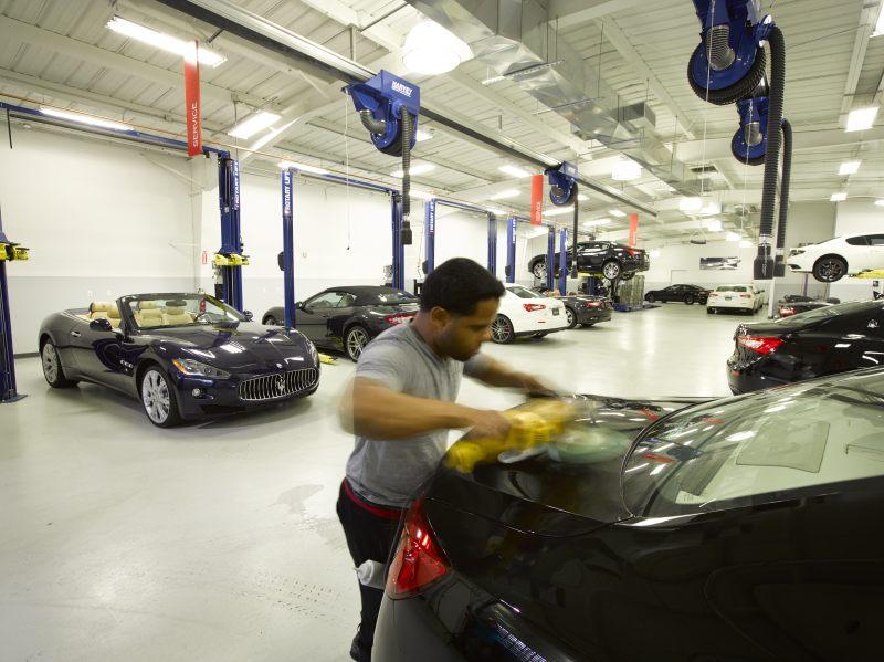 Maserati Bergen, New Jersey 2