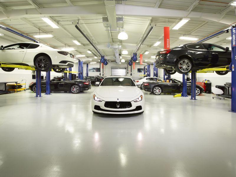Maserati Bergen, New Jersey 3