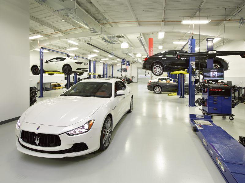 Maserati Bergen, New Jersey 4