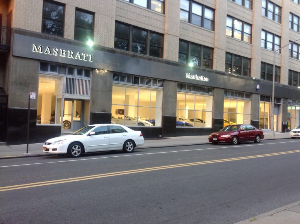 Maserati of Manhattan – 54th 1