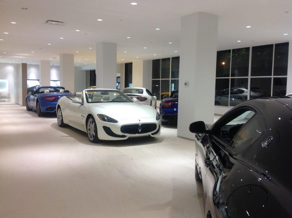 Maserati of Manhattan – 54th 12