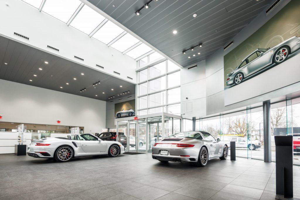 Porsche of South Shore 1