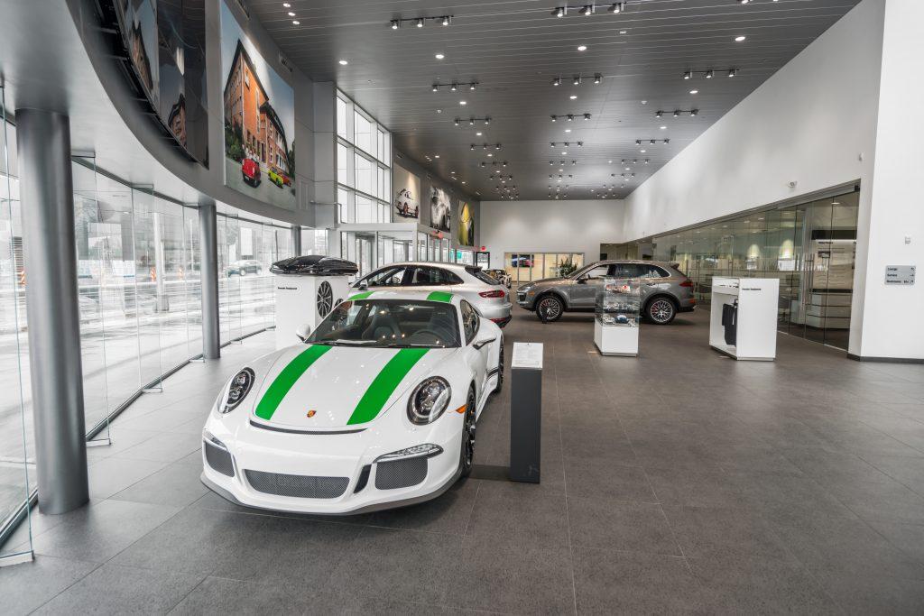 Porsche of South Shore 39