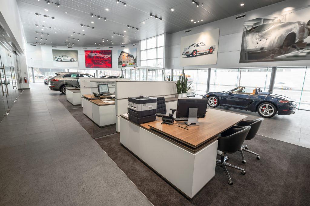Porsche of South Shore 4