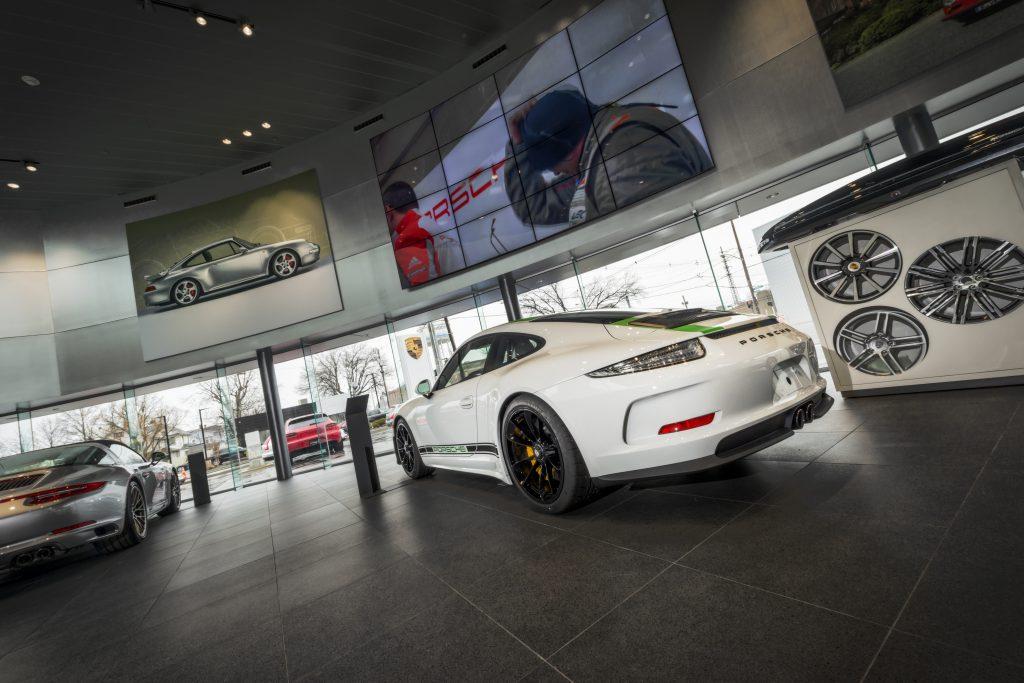 Porsche of South Shore 42