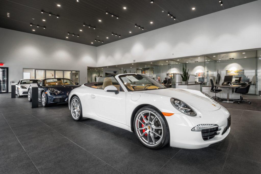 Porsche of South Shore 45