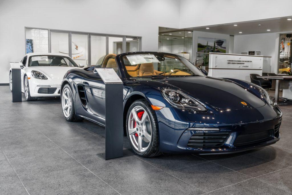 Porsche of South Shore 46