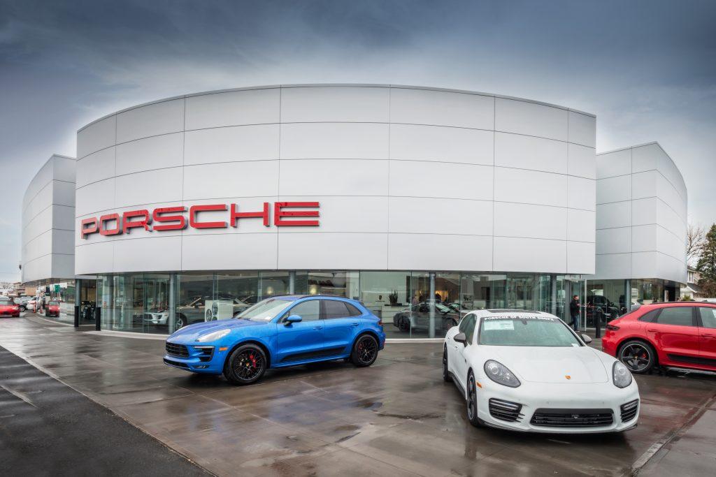 Porsche of South Shore 8